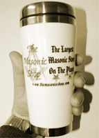 Stainless steel and Ceramic Travel Mugs