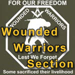 For the Wounded Warriors