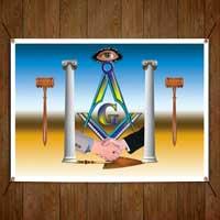 Masonic Banners