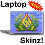 Masonic Laptop Skins